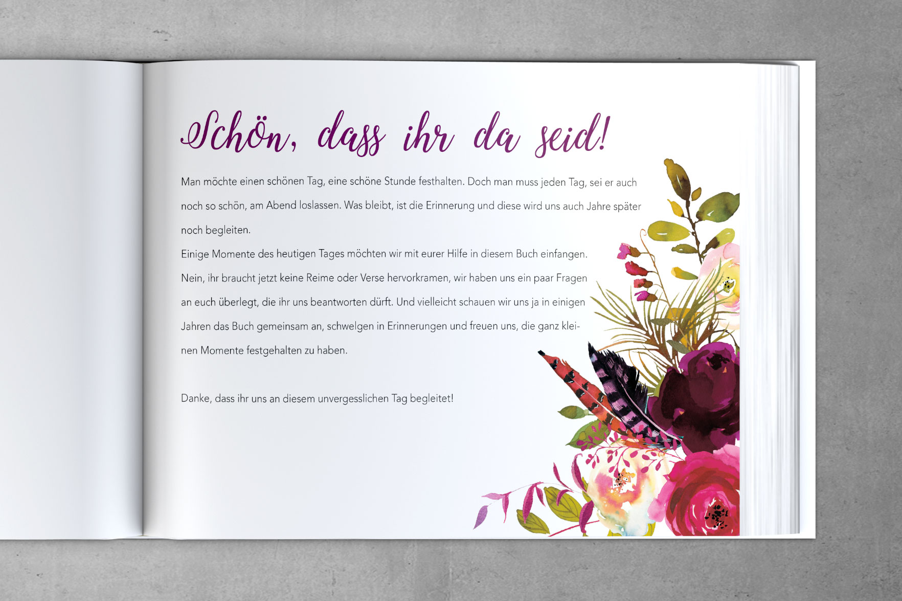 Gästebuch hochzeit lustig vorwort Hochzeitsspruch Fuer