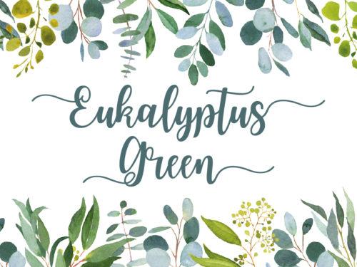 Eukalyptus Green