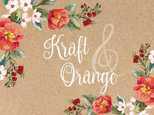 Kraft & Orange